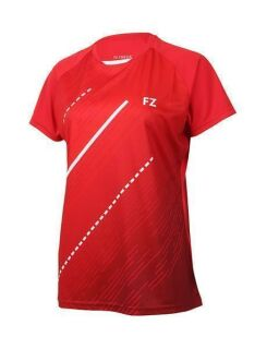 FORZA Bali Tee ladiesfit chinese red