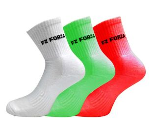 FORZA comfort Sock long 3-Pack multicolor