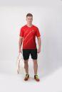 FORZA Men Balkan T-Shirt Red XS
