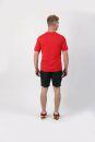 FORZA Men Balkan T-Shirt Red XL