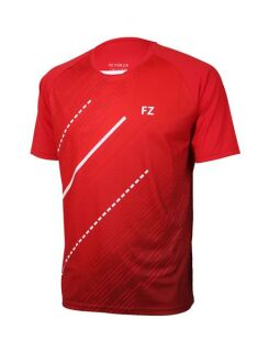 FORZA Men Balkan T-Shirt Red 2XL