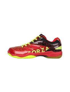 FORZA  Court Flyer Badmintonschuh chinese red 36