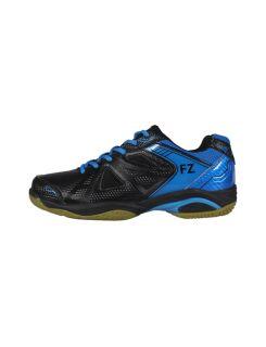 FORZA extremely Herren-Badmintonschuh black/blue 44