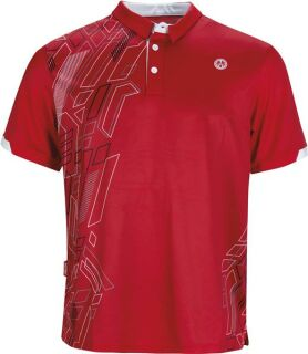 OLIVER Team 2019/20 Polo Bilbao red  XS