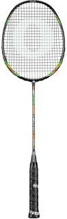 OLIVER DELTA 9 Badmintonracket schwarz-grün-orange