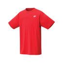YONEX Herren T-Shirt, Club Team YM0023 sunset red  M