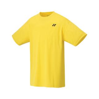 YONEX Herren T-Shirt, Club Team YM0023 yellow M