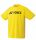 YONEX Herren T-Shirt, Club Team YM0024 yellow XS