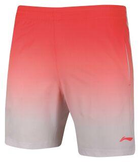 Li-Ning Freizeit- und Badmintonshort Herren Red Diamond