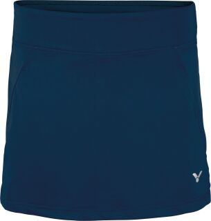 VICTOR Skirt blue (with inner shorts) 36