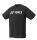 YONEX Herren T-Shirt, Club Team YM0024 black M
