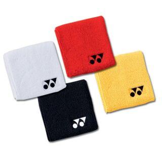 YONEX Wristband 2er (weiß, rot, gelb oder schwarz)