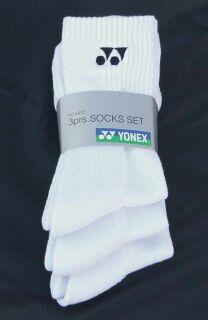 YONEX Socken 8422 3er-Pack