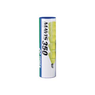 YONEX MAVIS 350  NYLON Korb: gelb Speed: red / fast