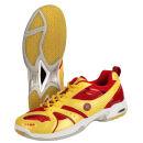 OLIVER CX 500 INDOOR Badmintonschuh rot-gelb