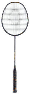 OLIVER RS EXTREME 75 Badminton Racket schwarz/silber