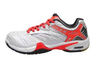 FORZA Evolve W Badminton Schuh fiery coral  43