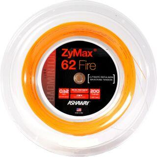 VICTOR ASHAWAY Zymax 62 fire orange 200m Rolle