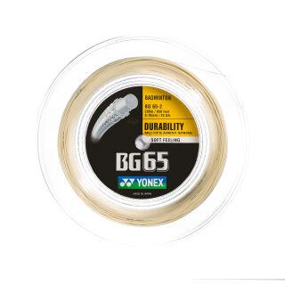 YONEX BG 65 amber 200 m