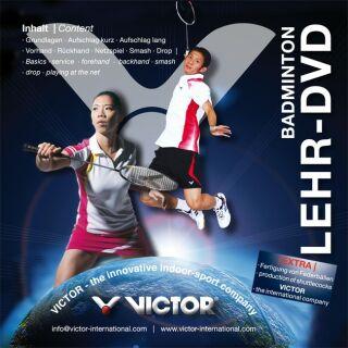VICTOR BADMINTON LEHR DVD