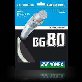 YONEX BG 80  white 200 m