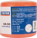 VICTOR CUSHION WRAP GR50 orange