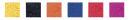 YONEX Frottee-Griffband AC402 orange