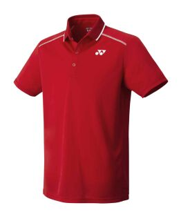YONEX 10175 Polo Shirt sunset red