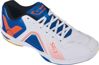 VICTOR SH-S61 white blue Badmintonschuh