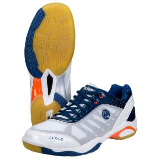 OLIVER CX pro 10 Badmintonschuh weiß-blau
