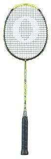 OLIVER RS ORGANIC 5 Badminton Racket silber-grün