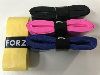 FORZA A-Grip black, blue, green, white, pink, yellow (Overgrip)